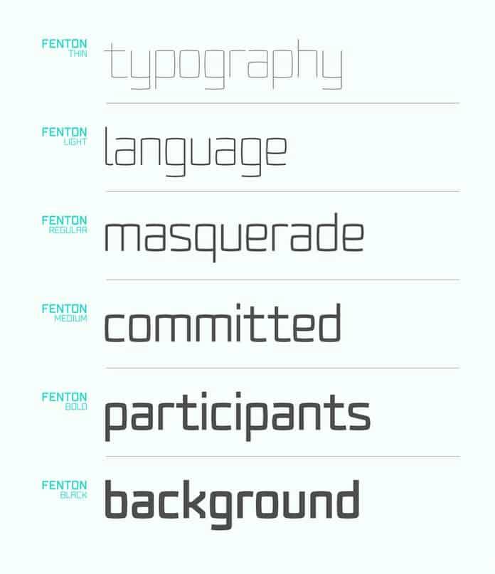 Download Fenton font (typeface)