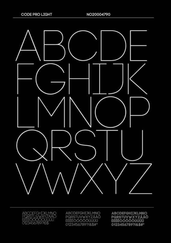 Download Code font (typeface)