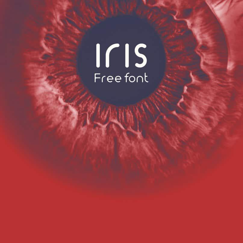 Download Iris font (typeface)
