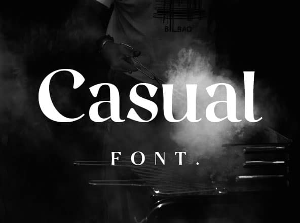Casual font free download • AllBestFonts com