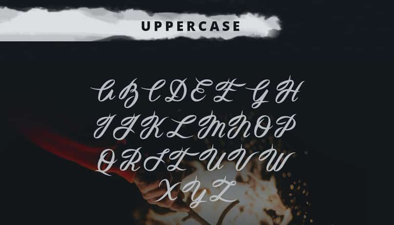 Download Luciano font (typeface)