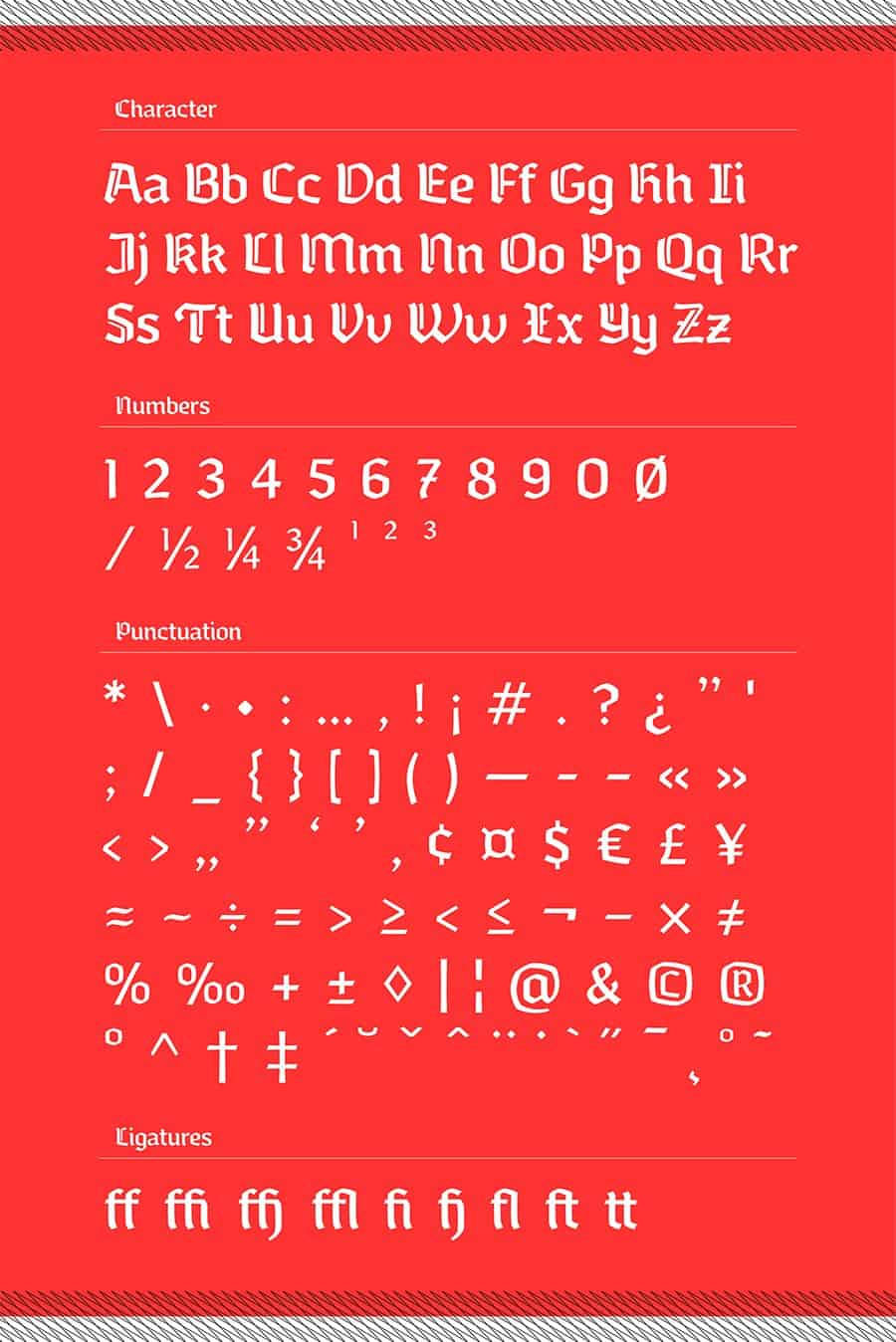 Download Rubia font (typeface)
