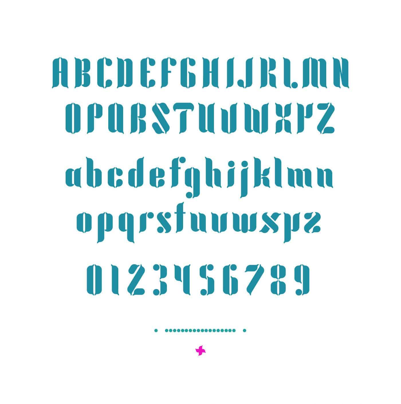 Download Caldas Life font (typeface)