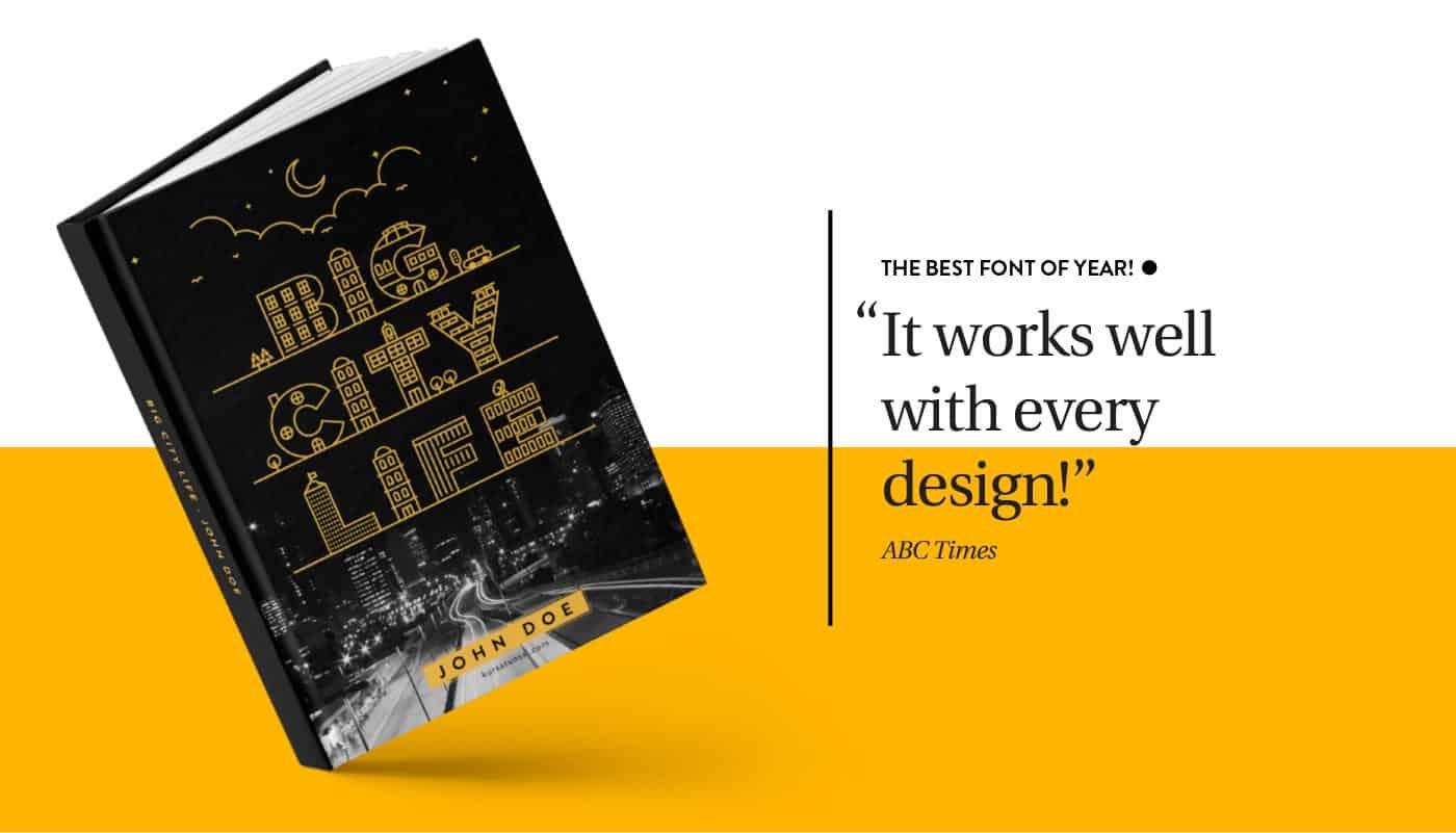 Download Hane Font font (typeface)