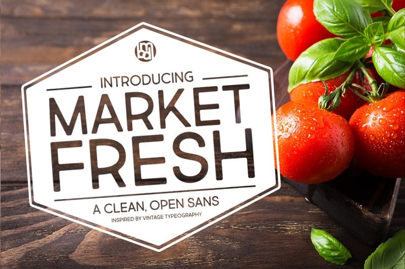 Download Market Fresh font (typeface)