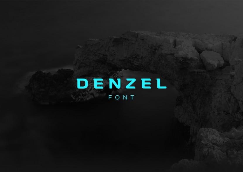Download Denzel font (typeface)