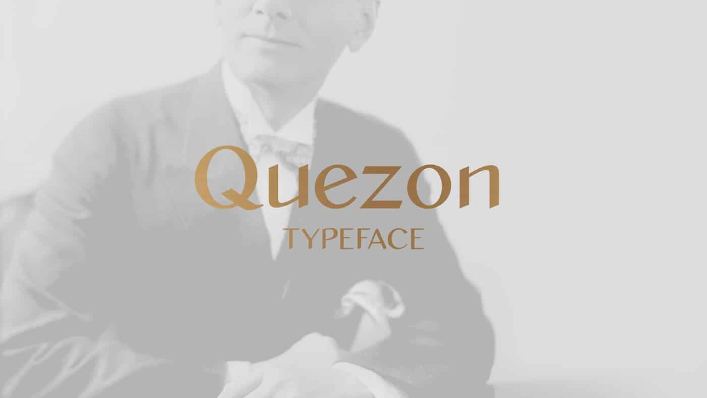 Download Quezon font (typeface)