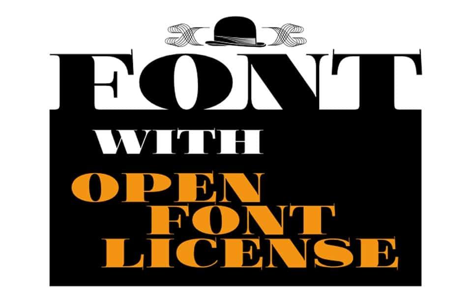 Download Foglihten Black Pcs font (typeface)