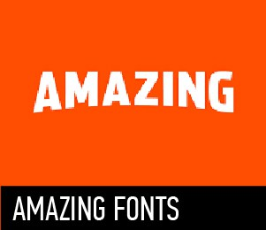 Download Top 5 cool fonts font (typeface)