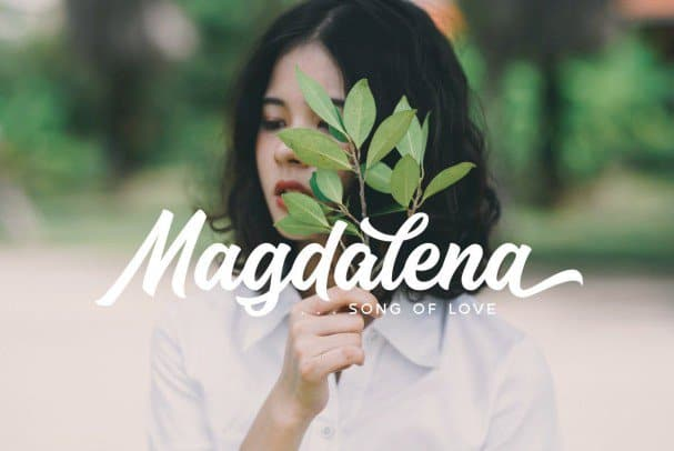 Download Magehand font (typeface)