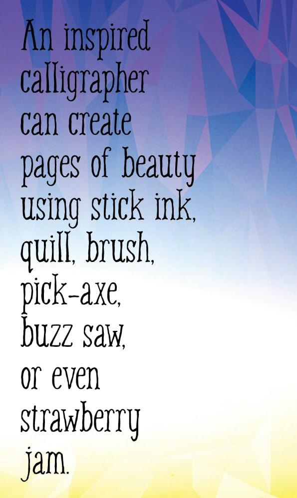 Download Buckley Serif PRO font (typeface)