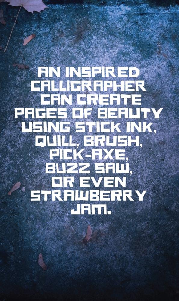 Download Hitchcut PRO font (typeface)