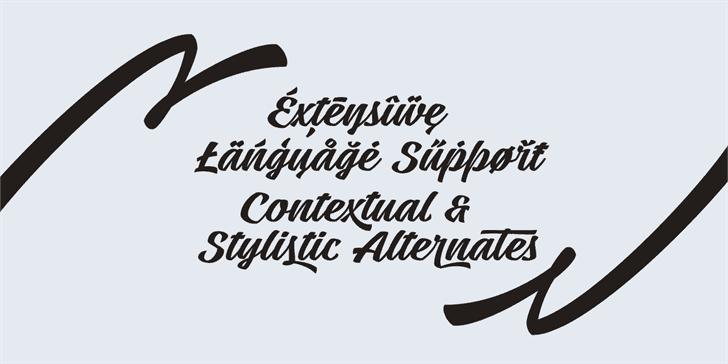 Download Mean Casat Bold font (typeface)