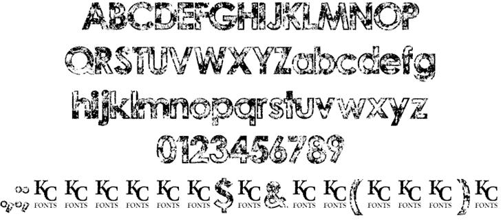 Download Tragic Vision font (typeface)