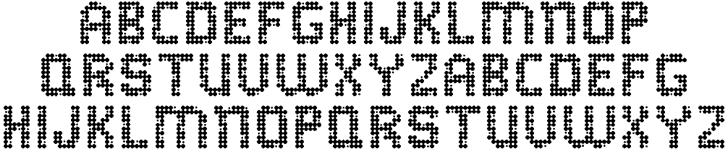 Download BP dots font (typeface)