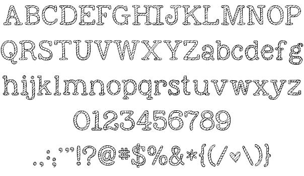 Download KG Next font (typeface)
