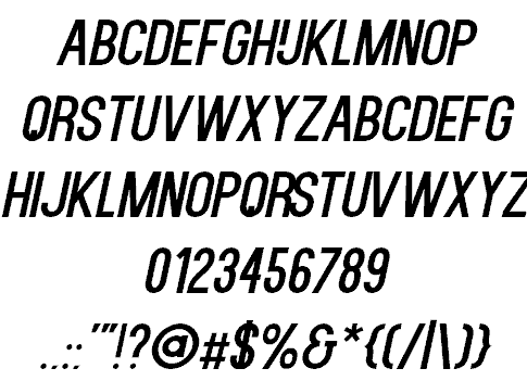 Download Kenzo font (typeface)