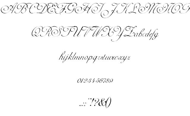 Download Adine Kirnberg font (typeface)