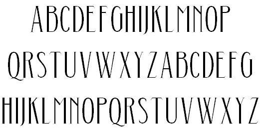 Download Aunofa Serif font (typeface)