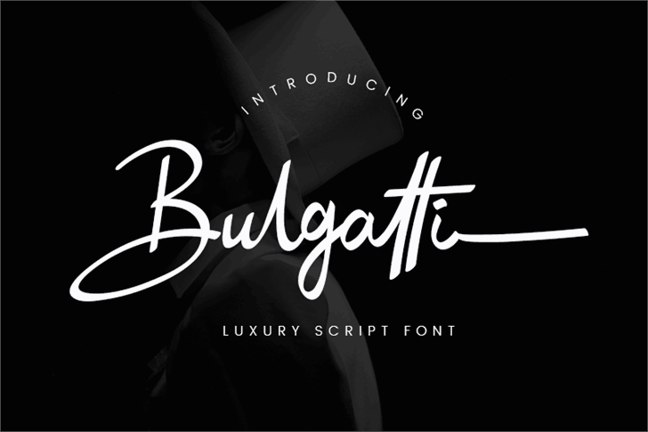 Download Bulgatti font (typeface)