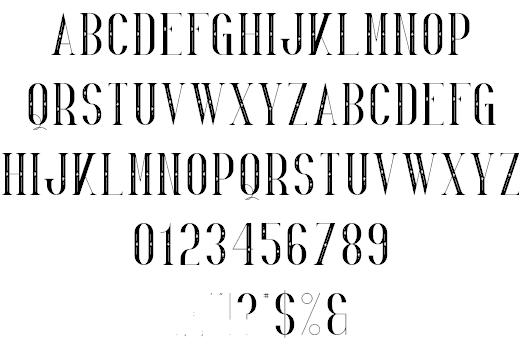 Download Desislava Ornament font (typeface)