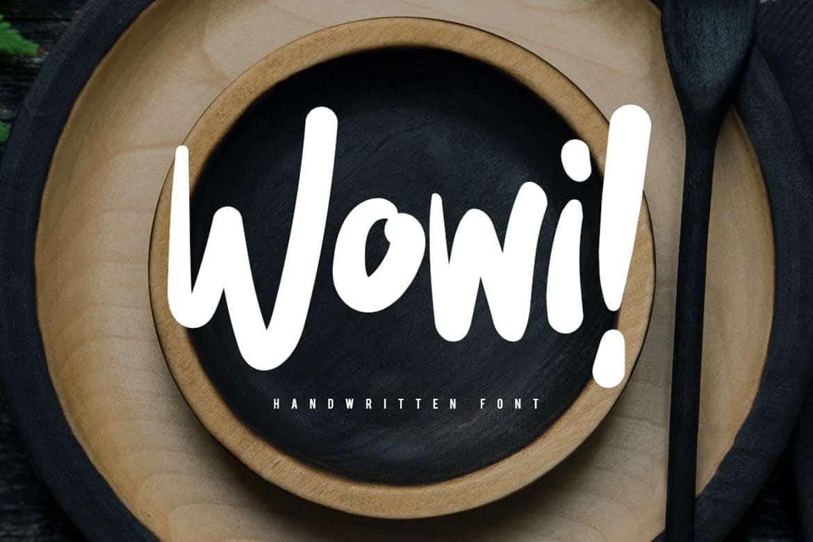 Download Wowi font (typeface)