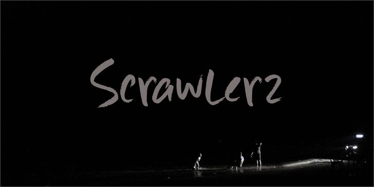 Download Scrawlerz font (typeface)