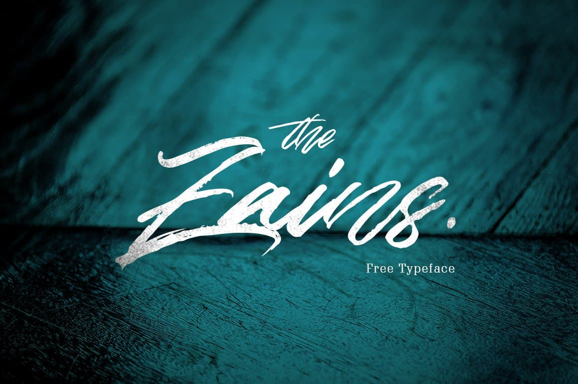 Download The Zains font (typeface)