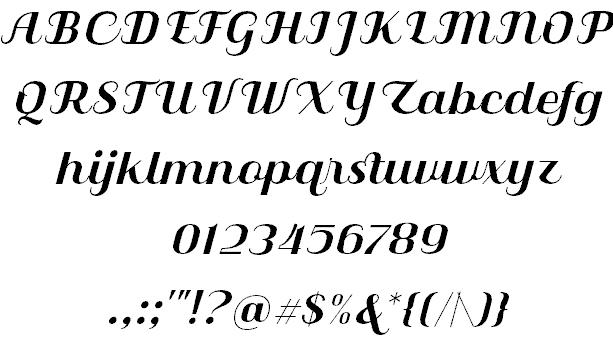 Download Qilla font (typeface)