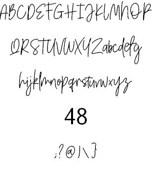 Download Amarilis Script font (typeface)
