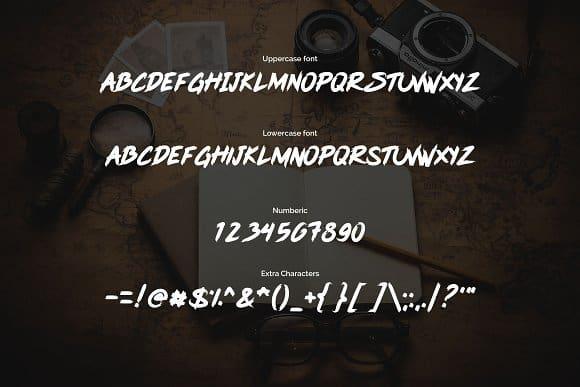 Download Pink blue font (typeface)