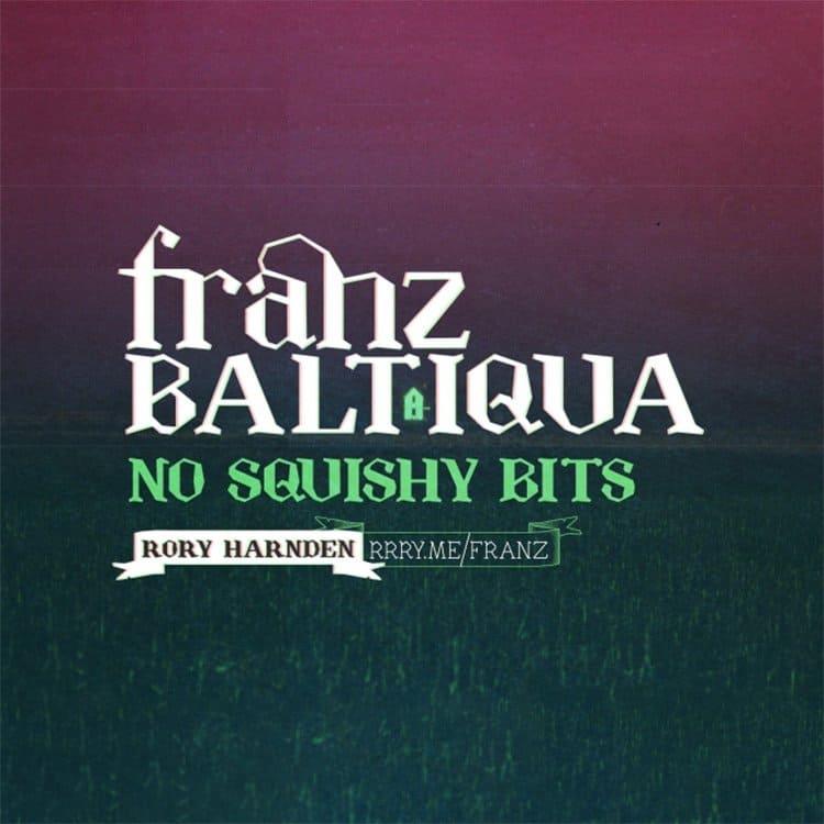 Franz Baltiqua шрифт скачать бесплатно