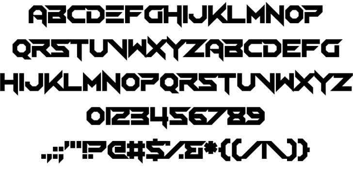 Download Vermin Verile font (typeface)
