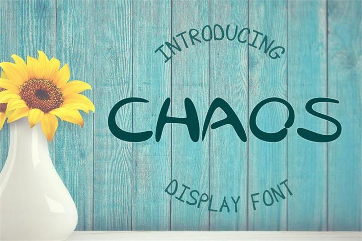 Download EP Chaos font (typeface)