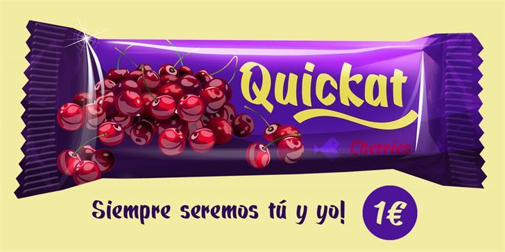 Download Quickat font (typeface)