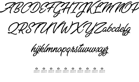 Download Zabritzkyes font (typeface)