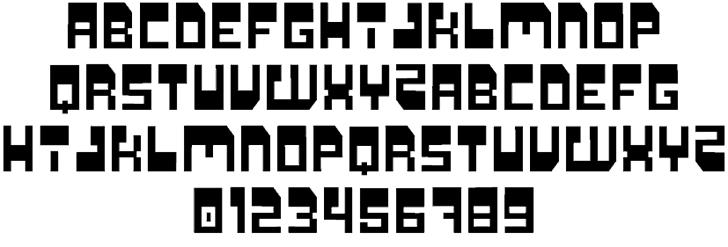 Galaxia шрифт скачать бесплатно