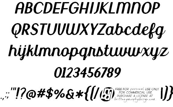Download Uptown Market font (typeface)