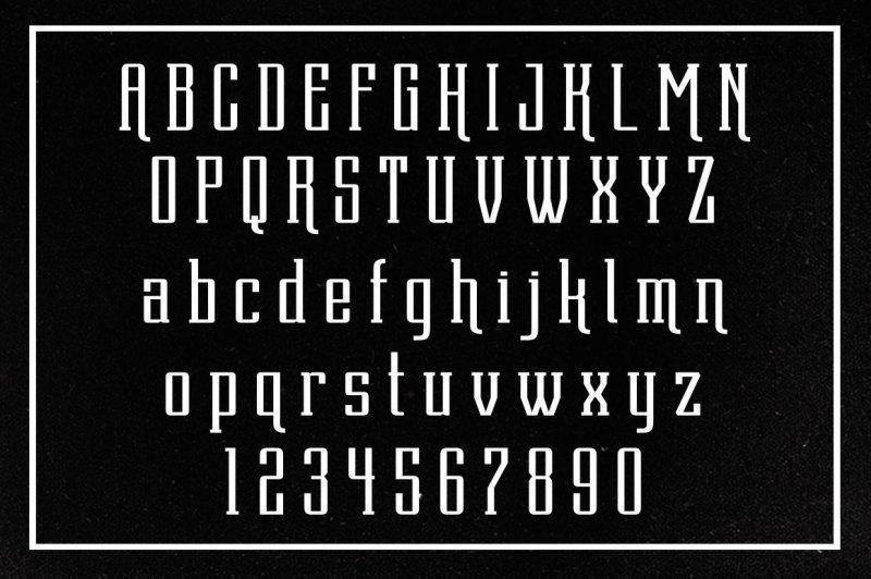Dentra шрифт скачать бесплатно
