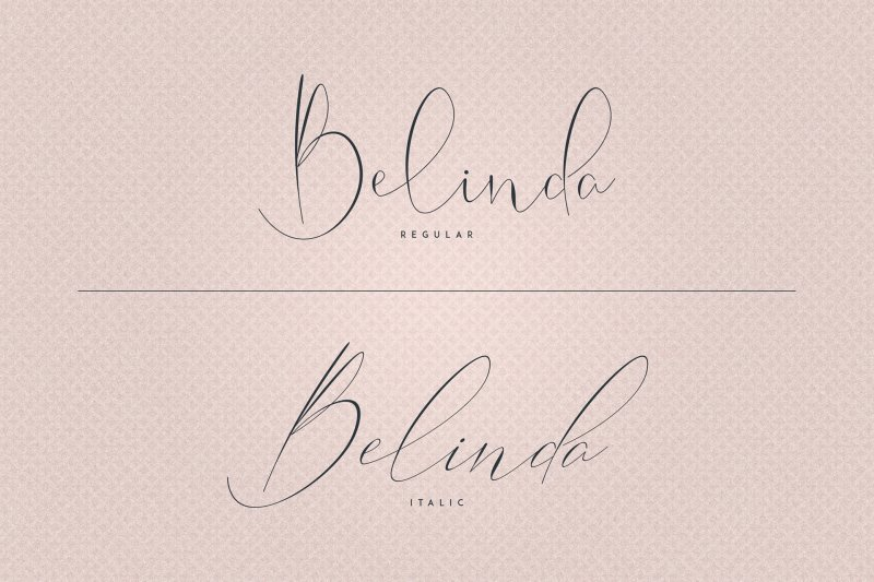 Download Belinda Regular font (typeface)