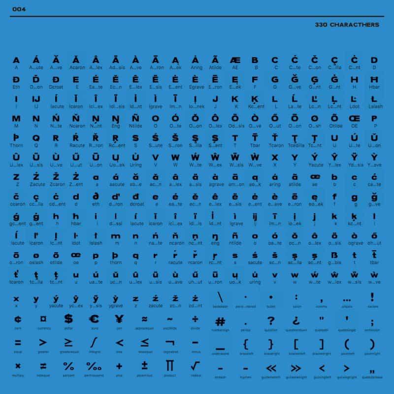 Download Eighties font (typeface)