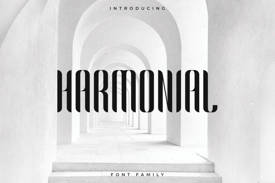 Download Harmonial font (typeface)