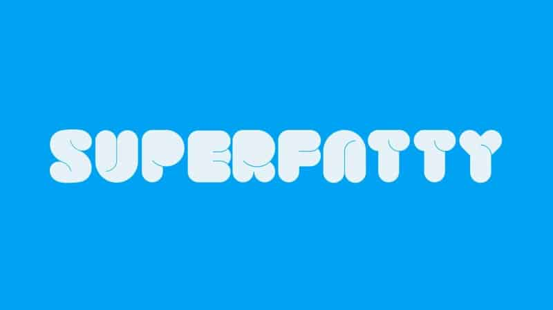 Download Superfatty font (typeface)