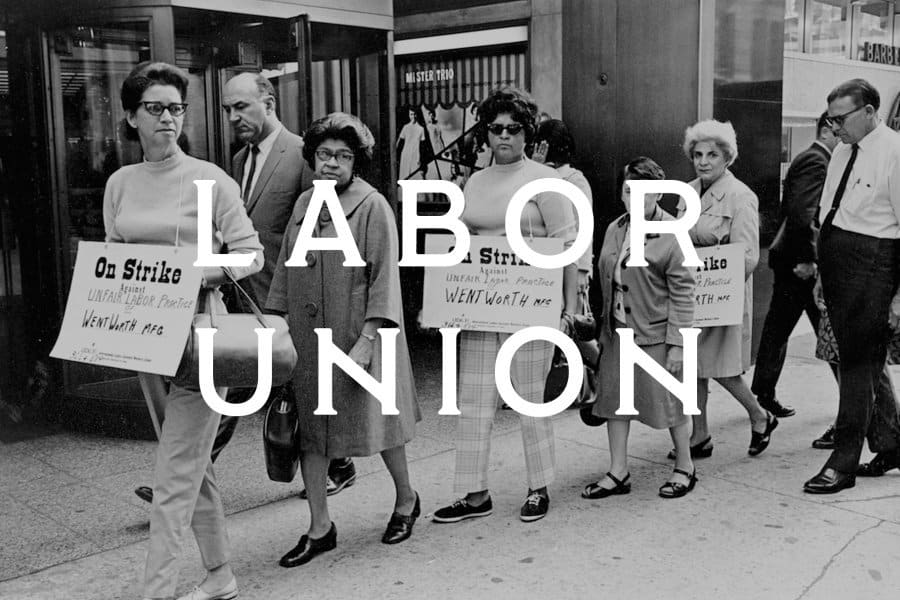 Download Labor Union Regular font (typeface)