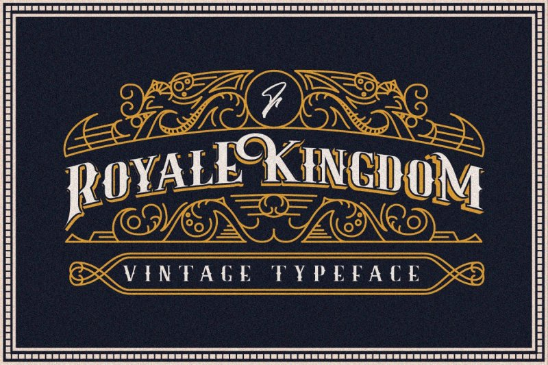 Download Royale Kingdom font (typeface)