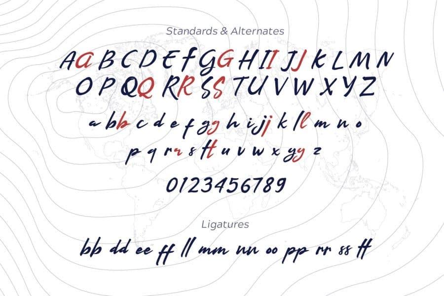 Arkipelago шрифт скачать бесплатно