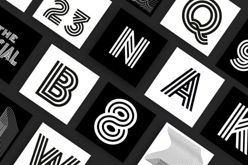 Download The Social font (typeface)