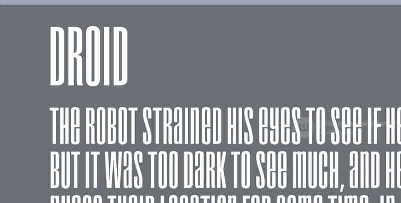 Download Droid font (typeface)