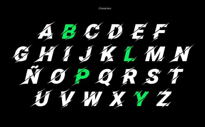 Facon шрифт скачать бесплатно