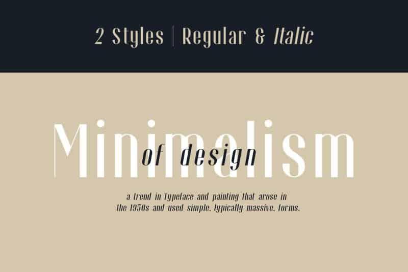 Download Espoir font (typeface)